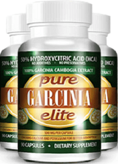 Pure Garcinia Elite Supplement for Weight Loss