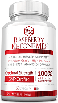 Raspberry Ketones MD supplement