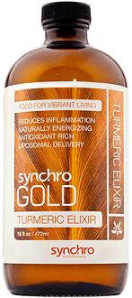 Synchro Gold Turmeric Elixir