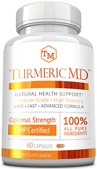 TurmericMD supplement