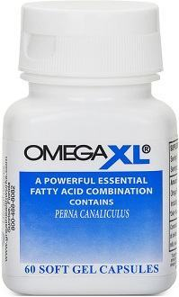 Great HealthWorks Omega XL supplement