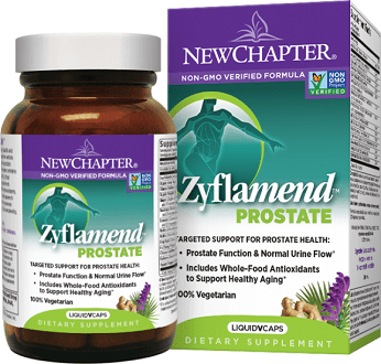 New Chapter Zyflamend Prostate supplement
