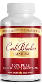 Carb Blocker Premium Supplement for Blocking Carbohydrates