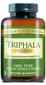 Triphala Premium supplement