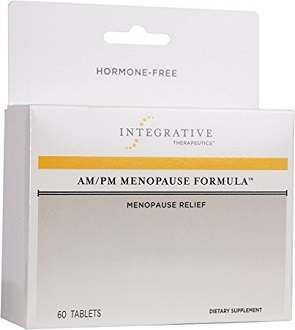 Integrative Therapeutics AMPM Menopause Formula Review