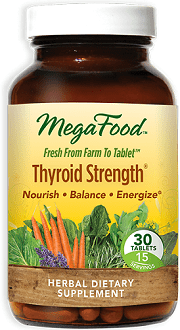 Mega Food Thyroid Strength Review