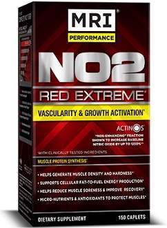 NO2 Red Extreme Review