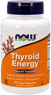 NOW Thyroid Energy supplement