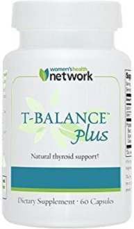 Women's Health Network T- Balance Plus thyroid supplement