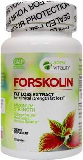 Apex Vitality Forskolin Supplement for Weight Loss