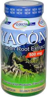 Fusion Diet Systems Yacon Root Extract supplement