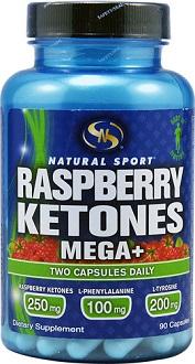 Natural Sport Raspberry Ketones Mega+ Review