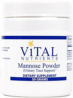 Vital Nutrients Mannose Powder