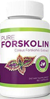 Vitality Max Labs 100% Pure Forskolin Supplement for Weight Loss