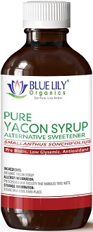Blue Lily Organics Pure Yacon Syrup