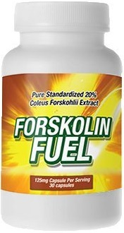 Forskolin Fuel Supplement for Weight Loss