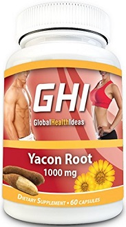 GHI Yacon Root supplement