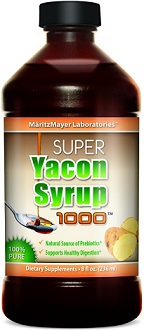 MaritzMayer Super Yacon Syrup 1000 Review