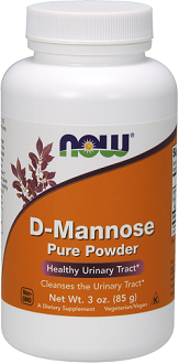 NOW D-Mannose Powder suplement