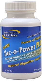 North American Herb & Spice Yac-o-Power PLUS supplement