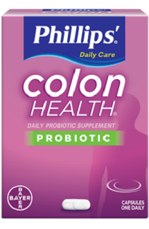 Phillip's Colon Health Probiotic Supplement for Digestive Health