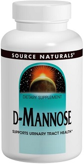 Source Naturals D-Mannose supplement