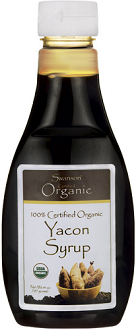 Swanson 100% Certified Organic Yacon Syrup Review
