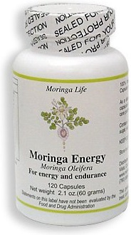 Moringa For Life Moringa Energy Capsules Review
