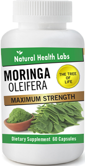 Natural Health Labs Moringa Oleifera Review