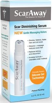 Scar Away Silicone Scar Gel