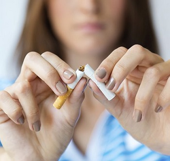 new year's resolution to stop smoking