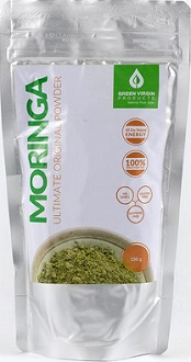Green Virgin Products Moringa Leaf Powder Review