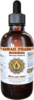 Hawaii Pharm Moringa (Moringa Oleifera) Review