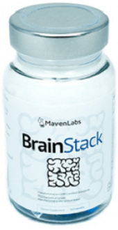 Maven Labs Brain Stack Supplement to Improve Brain Focus