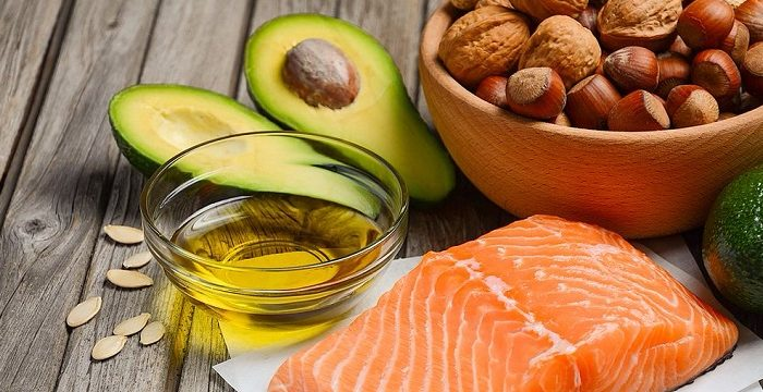 omega-3 fatty acids healthy
