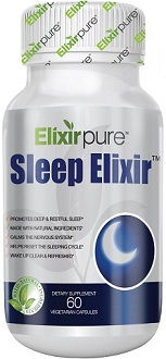 ElixirPure Sleep Elixir Review