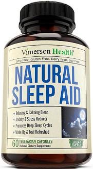 Vimerson Health Natural Sleep Aid Review