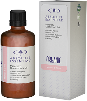 Absolute Essential Maternity Organic Stretchmark Oil
