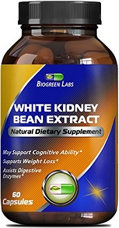 Biogreen Labs Pure White Kidney Bean Extract Review