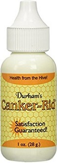 Durham's Canker-Rid Topical Solution to Heal Canker Sores