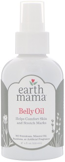 Earth Mama's Belly Oil
