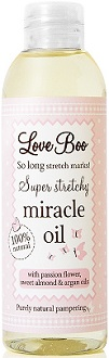 Love Boo Super Stretchy Miracle Oil Review