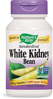 Nature's Way White Kidney Bean Review