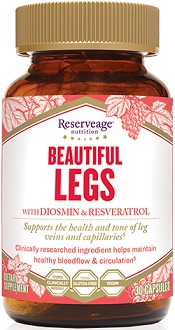 Reserveage Nutrition Beautiful Legs