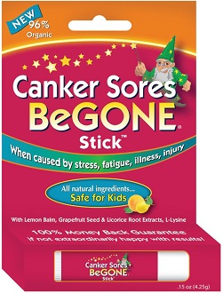 Robin Barr Enterprises Canker Sores Begone Review