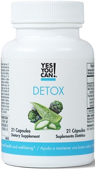 Yes You Can! Detox Supplement for Colon Cleanse