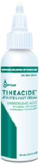 Blaine Labs Tineacide Athlete's Foot Cream Treatment for Athlete's Foot