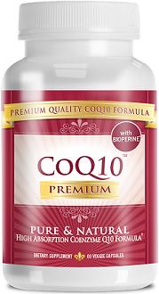 CoQ10 Premium Supplement for Cardiovascular Health