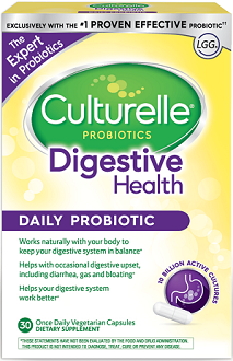 Culturelle Health Digestive Health Daily Probiotic Capsules Review