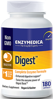Enzymedica Digest Complete Enzyme Formula Review